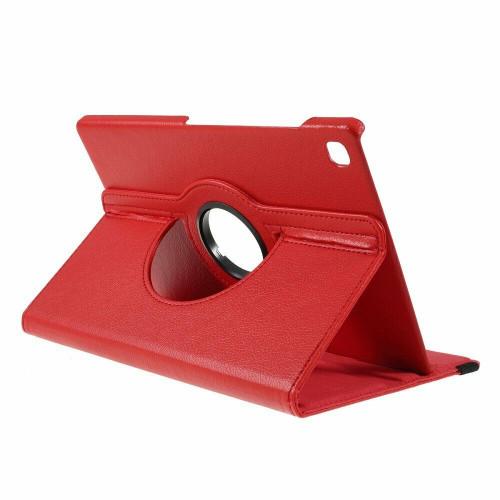 Samsung Tab S6 lite P610 P615 Чехол книжка 360 (красный)