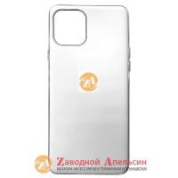 Iphone 11 матовый чехол Electroplate ivory