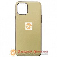 Iphone 11 pro max матовый чехол Electroplate cocoa
