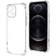 Iphone 11 pro max Прозрачный чехол Антишок