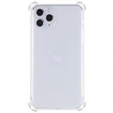 Iphone 11 pro матовый чехол Electroplate ivory