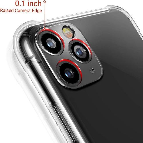 Iphone 11 pro Прозрачный чехол Антишок
