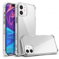 Iphone 12 12pro Прозрачный чехол Антишок