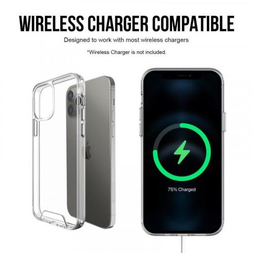 Iphone 13 Pro прозрачный чехол Space (TPU+PC)