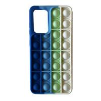 Samsung A51 A515 объемный чехол Pop It (boy)