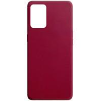 Oppo A54 Чехол силиконовый Soft Touch (marsala)