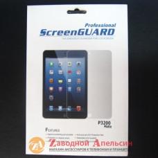 Samsung Tab3 P3210 P3200 защитная пленка матовая