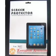 iPad 2 3 4 матовая защитная пленка