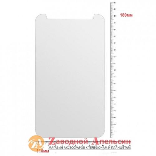 """Универсальное защитное стекло 7"""" 110x180"""