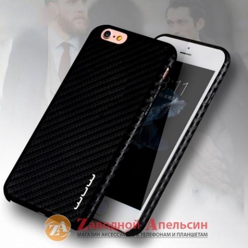 Iphone 6 6s plus защитный чехол WUW K18 carbon