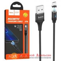 Кабель магнитный hoco U76 micro USB микро