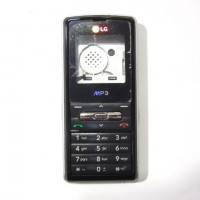 LG KP110 корпус панель клавиатура