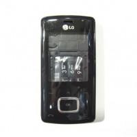 LG KG800 Chocolate корпус панель клавиатура
