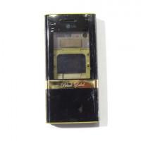 LG KE800 Chocolate корпус полный