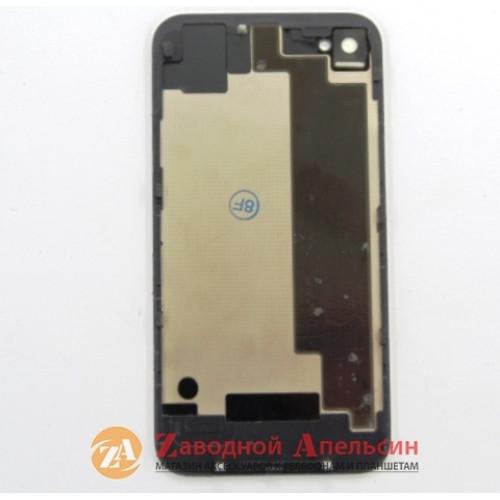 iPhone 4S крышка задняя black
