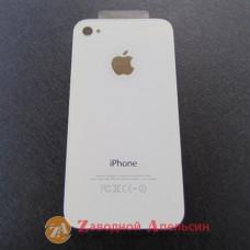 Apple iPhone 4G крышка задняя white
