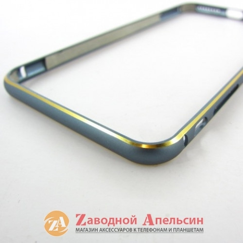 Iphone 6 6s 7 8  plus бампер металлический Fashion