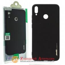 Huawei honor 8X (JSN-L22) черный чехол накладка SMtt