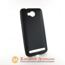 Huawei Y3-II Y3-2 Y3II LUA-L21 LUA-U22 LUA-U02 чехол черный soft touch