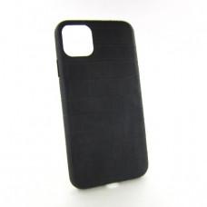 Iphone 12 pro max кожаный чехол Leather Case