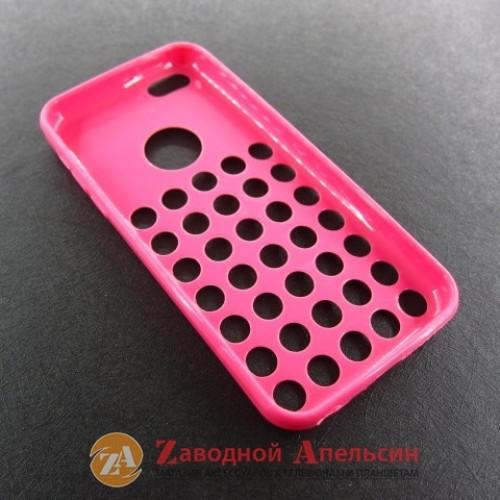 IPhone 5c силиконовый чехол Disturbed