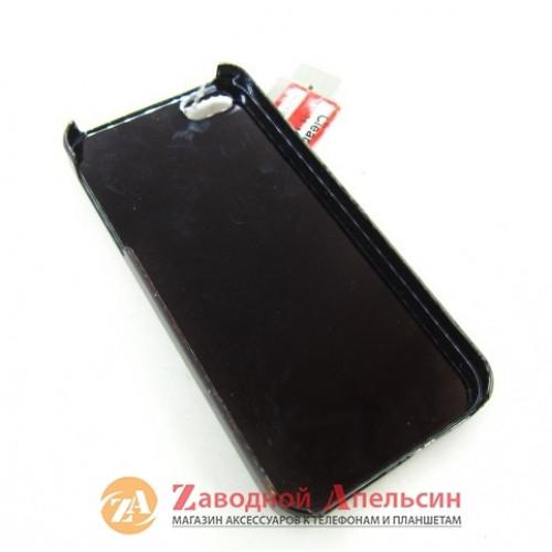IPhone 5 5s se пластиковый чехол камни Гагат СТОК
