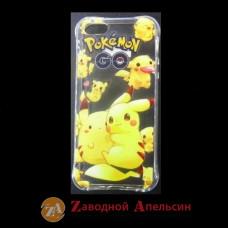 IPhone 5 5s se чехол рисунок Pokemon