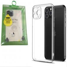 Iphone 12 pro прозрачный чехол защита камеры