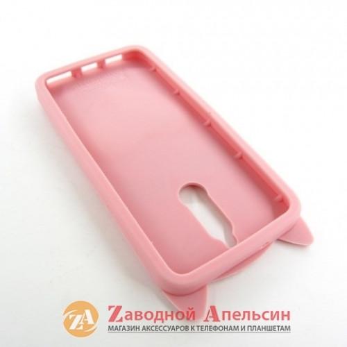 Huawei Mate 10 lite (51091YGH) объемный чехол LoveCat