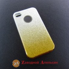 IPhone 4 4S чехол блестки Shining Glitter Bling
