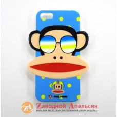 IPhone 5 5S чехол Paul Frank обезьяна 2