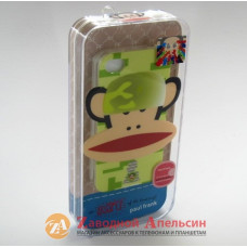 IPhone 4 4S чехол Paul Frank обезьяна 1
