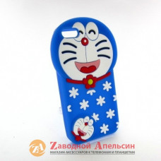 IPhone 5 5s 5c se чехол игрушка кот Doraemon