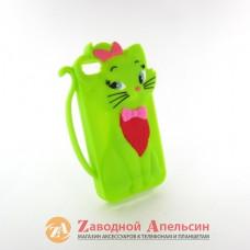 IPhone 4 4S чехол игрушка Cat