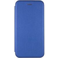 Чехол книжка подставка Oppo A53 синий