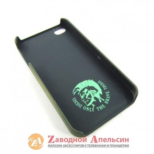 IPhone 4 4S пластиковый чехол Diesel
