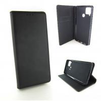 Чехол книжка подставка Realme C15 черный