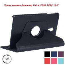 "Samsung Tab A T590 T595 10.5"" чехол книжка поворотный"