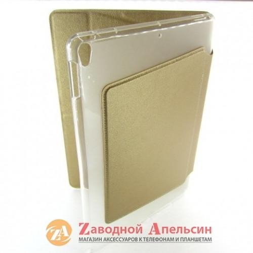 iPad Pro 10,5 A1709 A1701 чехол книжка origami gold