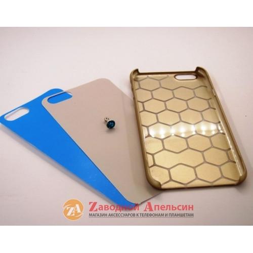 IPhone 5 5S se чехол Cococ gold