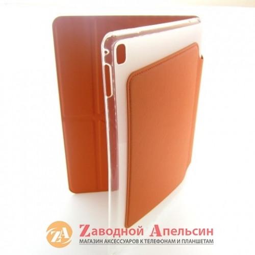 Apple iPad pro 9,7 2016 A1673 A1674 A1675 чехол книжка iMAX orange