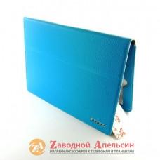 iPad Air A1474 A1475 Yoobao Executive Leather Case blue