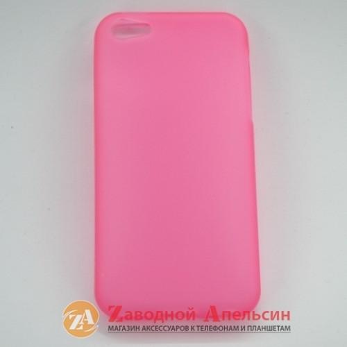 IPhone 5C Cover чехол розовый