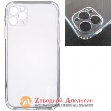 Iphone 12 pro max прозрачный чехол защита камеры