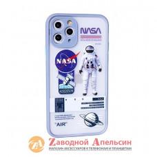 Iphone 11 pro чехол рисунок Gingle NASA