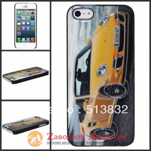 IPhone 5 5S se пластиковый чехол Santolee Porshe