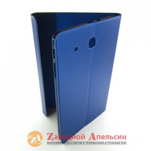 Samsung Tab E T560 T561 чехол книжка Book cover синий
