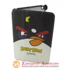 iPad mini 1 2 3 чехол книжка рисунок BELK Angry Birds