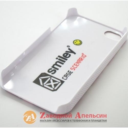 IPhone 4 4S чехол Smiley Case Scenario