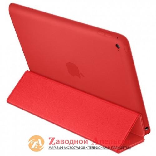 iPad Air 2 чехол книжка подставка Smart Case red